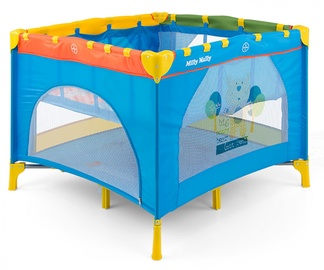 Milly Mally Fun Crib Multicolor