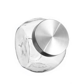 SN Glass Jar With Metal Lid 146693 0.65l