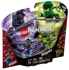 Konstruktor Lego Ninjago Spinjitzu Lloyd Vs. Garmadon 70664