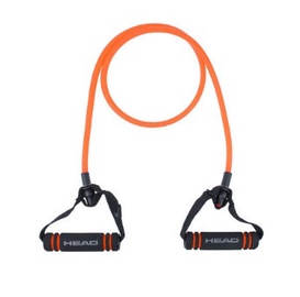 Head fitness tube orange/black HALS003-6