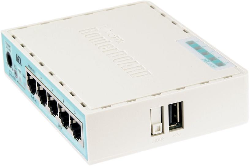 MikroTik hEX RouterOS MT RB750Gr3