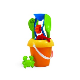 Liivakasti mänguasjade komplekt Adriatic 430, mitmevärviline/