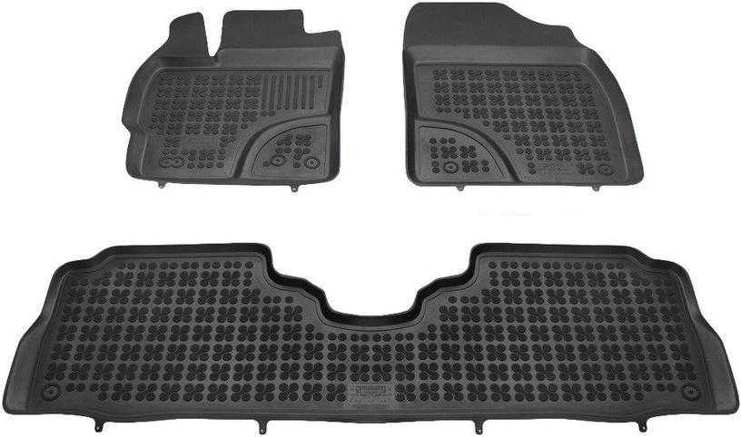 REZAW-PLAST Toyota Prius Plus 2011 Rubber Floor Mats