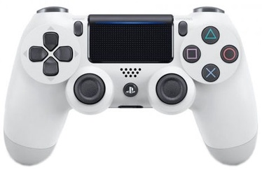 Sony DualShock 4 Controller V2 Glacier White