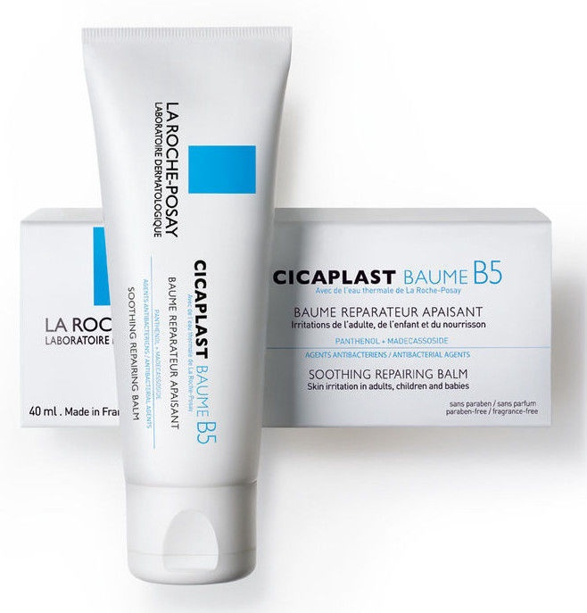 La Roche Posay Cicaplast Baume B5 For Dry Skin Irritations 40ml