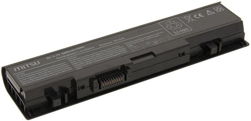 Mitsu Battery For Dell Studio 1535/1537 4400mAh