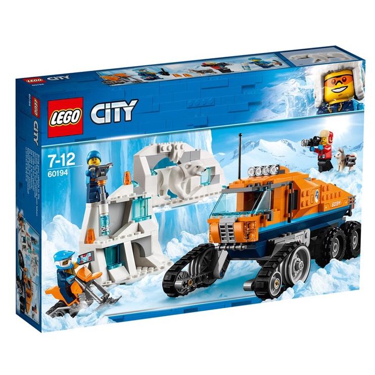 Konstruktor LEGO City Arctic Scout Truck 60194