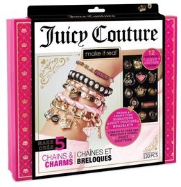 Käevõrude valmistamise komplekt Make It Real Juicy Couture Chains & Charms