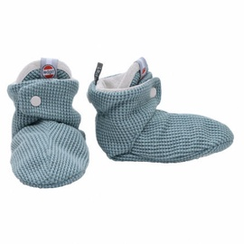 Lodger Slipper Ciumbelle Soft baby slippers 6-12m Ocean