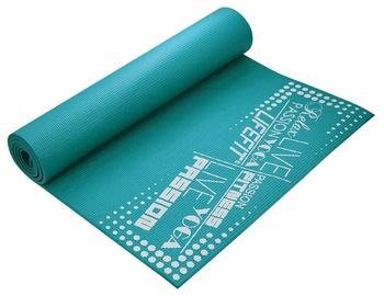 Lifefit Slimfit Plus Gym Mat 173x61x0.6cm Blue