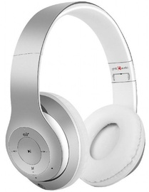 Gembird Milano Bluetooth Stereo Headset White/Silver