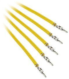 BitFenix Alchemy 2.0 PSU Cable 5x 40cm Yellow