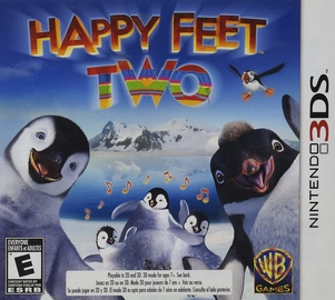 Happy Feet Two 3DS