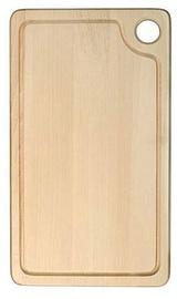 Разделочная доска Galicja, коричневый, 240x420 мм