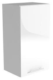 Halmar Kitchen Upper Cabinet Vento G-40/72 White