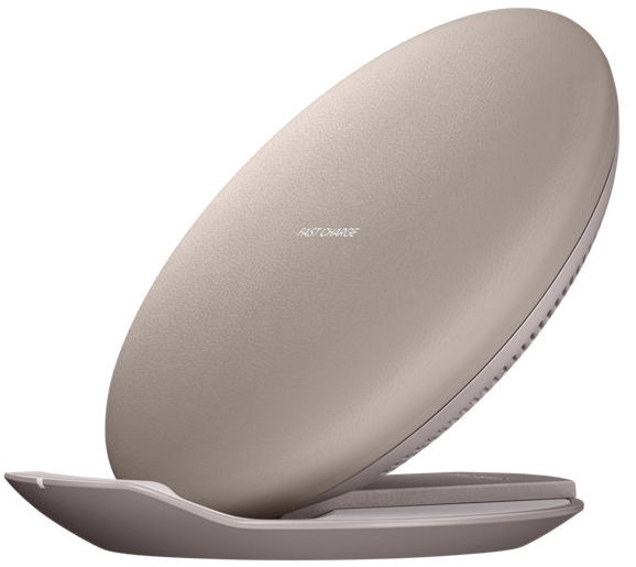 Samsung Galaxy S8/S8 Plus Wireless Charger Brown