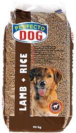 Perfecto Dog Lamb & Rice 20kg