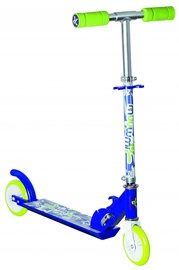 Muuwmi Kiddy Scooter Racing Blue