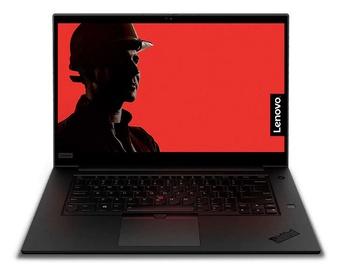 "Sülearvuti Lenovo ThinkPad P1 Gen 2 Black 20QT002FMH Intel® Core™ i7, 16GB/1TB, 15.6"""