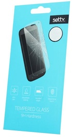 Setty Tempered Glass Screen Protector For Samsung Galaxy J4 Plus