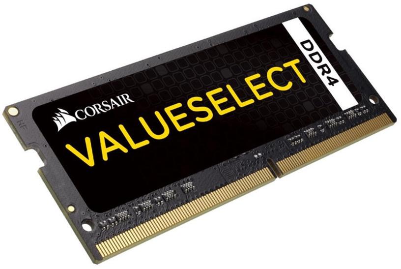 Corsair ValueSelect 16GB 2133MHz DDR4 CL15 SODIMM CMSO16GX4M1A2133C15