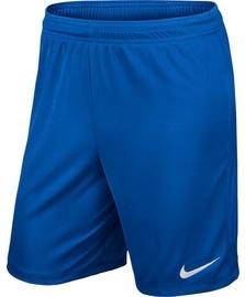 Nike Men's Shorts Park II Knit NB 725887 463 Blue 2XL