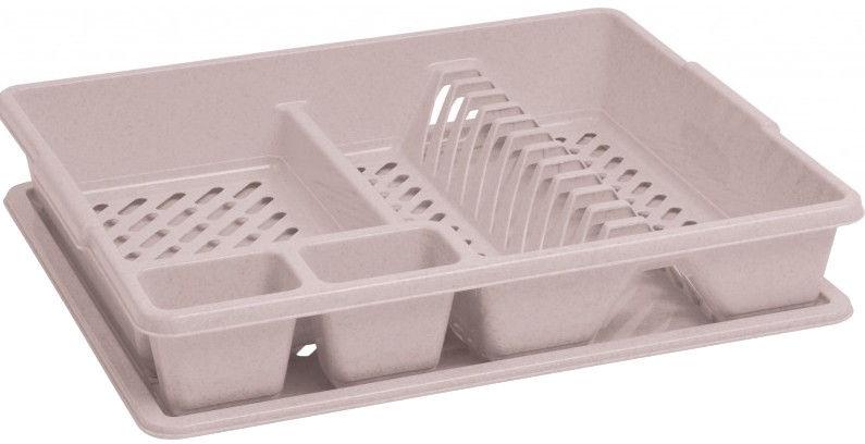 Curver Dish Dryer 45x38x8,8cm Beige