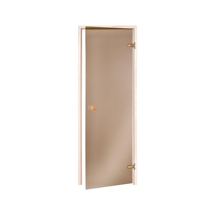 Flammifera Sauna Doors Bronze