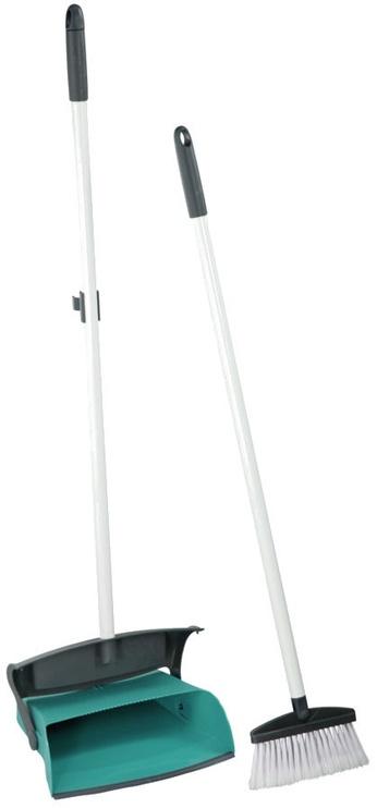 Leifheit Dustpan and Brush Professional 120cm