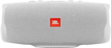 Беспроводной динамик JBL Charge 4 White, 30 Вт
