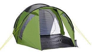 Telk EuroTrail Campsite Kansas 5 Green/Grey