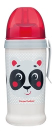 Canpol Babies Sport Cup With Silicone Spout Panda 56/510 Beige