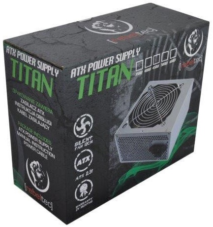Rebeltec ATX 2.3 Titan 700W RBLZAS00004