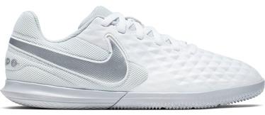 Nike Tiempo Legend 8 Club IC JR AT5882 100 White 38.5