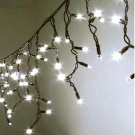 Электрическая гирлянда Niveda Outdoor LED 180 Warm White/White Flash, 9 м