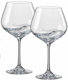 Bohemia Turbulence Wine Glass Set 2pcs 57cl