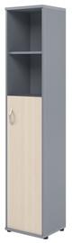 Skyland Imago Office Cabinet SU-1.6 Right Maple/Metallic