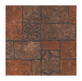 Keramin Floor Tiles Bastion 4 40x40cm Brown