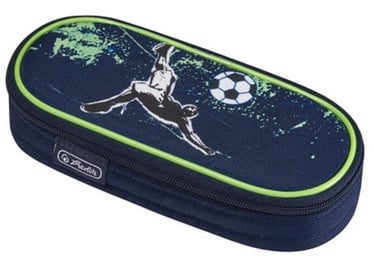 Herlitz Pencil Pouch Oval Kick It