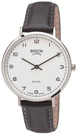 Boccia Titanium Watch Royce 3590-04 Black
