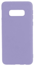 Evelatus Soft Touch Back Case For Samsung Galaxy S10e Blue