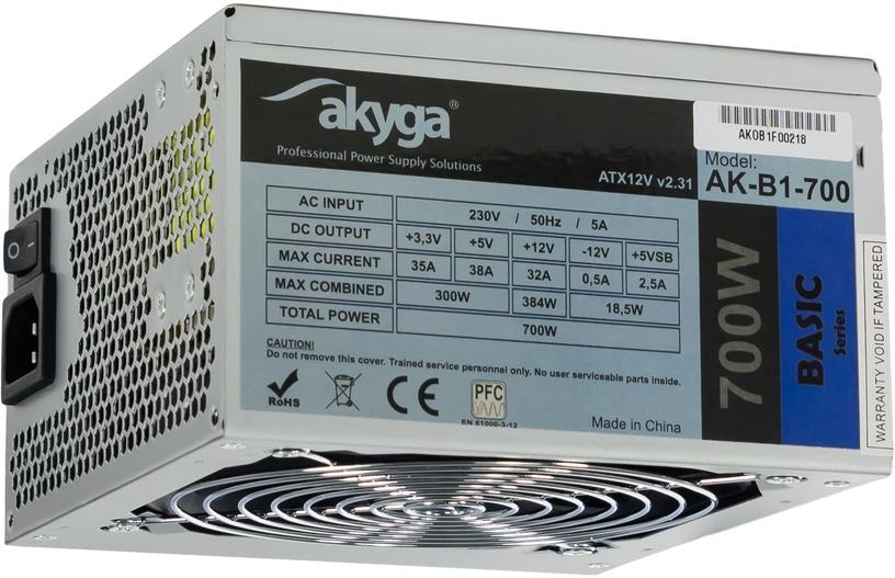 Akyga ATX 700W AK-B1-700