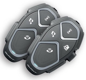 Interphone Avant Motorcycle Intercom Twin Pack