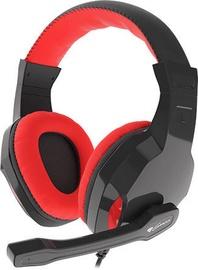 Игровые наушники Natec Genesis Argon 110 Black/Red