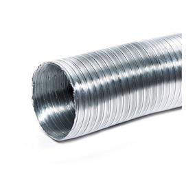 Vents Flexible Aluminum Duct D100mm 3m