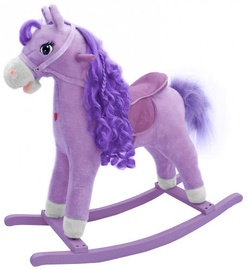 Milly Mally Princess Rocking Horse Puple 0076
