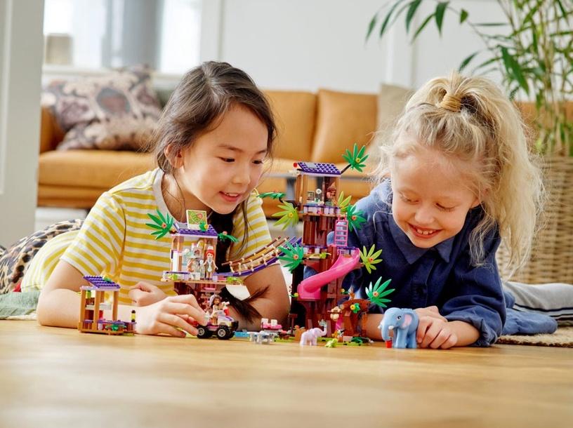 Konstruktor LEGO® Friends 41424 Džungli päästebaas