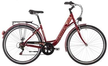 """Jalgratas Kenzel Corso 28"""" Red 17"""