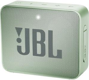 JBL GO 2 Bluetooth Speaker Seafoam Mint