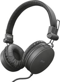 Trust Tones On-Ear Headphones Black